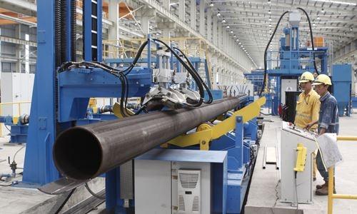 Sản xuất thép tháng 7 đạt kỷ lục